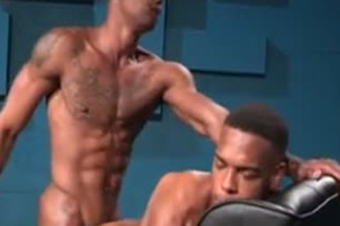 homosexual black Porn raunchy passion