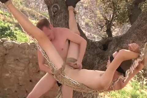 wicked Jack Needs To Be Punished Hard Outdoor By Sean