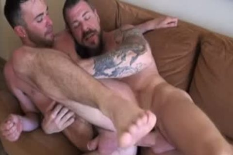 large penis Son blow job sex With cumshot